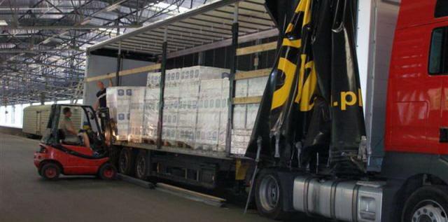 Перевозка табачных изделий автотранспортом по России